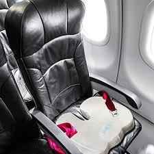 coccyx orthopedic premium memory foam seat cushion gray