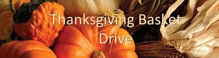 thanksgiving baskets thanksgiving basket outreach at holy spirit parish at geist