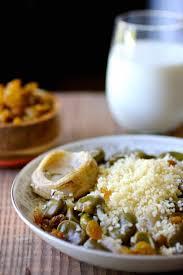 cuisine juive alg駻ienne couscous au beurre recette juive algérienne 196 flavors