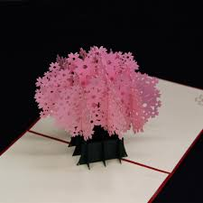 3d pop up card greeting gift handmade card creative gifts in