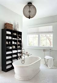 Mirror Wall Tiles by Black And White Bathroom Subway Tile Cream Laminated Wooden Stair