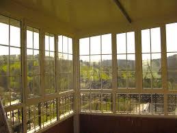 veranda vetro foto veranda in alluminio vetro stile inglese di te da
