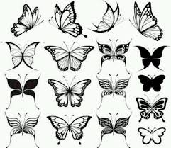 7 awesome butterfly designs and ideas