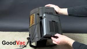rainbow vacuum e series model hepa filter replacement manual