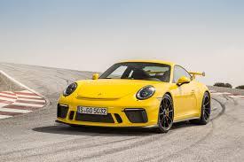 yellow porsche porsche 911 gt3 racing yellow the porsche 911 gt3