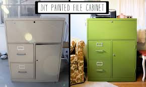 painting a file cabinet diy painted filing cabinet mint green sewing machine