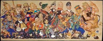 arthur szyk haggadah painter and illustrator arthur szyk s obsession with nazism
