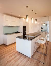 modern white kitchen cabinets wood floor kitchen modern white kitchen wood floor stunning on for