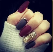 nail art cute acrylic nail designs nails winter5acrylic