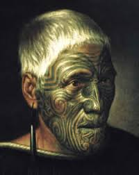 tattoo history images of maori new zealand tattoos history