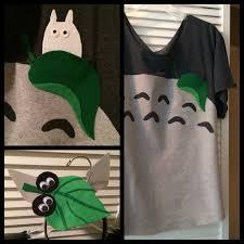 Totoro Halloween Costume Happy Halloween Totoro Costume Tutorial U2013 Cry Bird