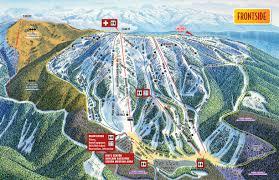 Mountain Map Trail Maps U0026 Mountain Stats Brundage Mountain Resort