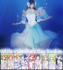 s day clearance stock clearance anime live white s day awaken 9