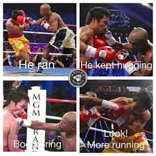 Manny Pacquiao Meme - 33 best memes of floyd mayweather beating manny pacquiao sportige