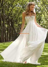 Summer Garden Dresses - summer outdoor wedding dresses weddingcafeny com