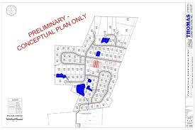 developer tees up pine housing development news alliednews com