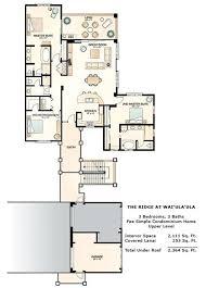 Residences Evelyn Floor Plan Waiulaula Ridge H201 Big Island Rentals