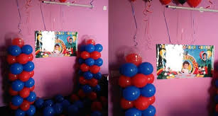 balloon decoration for birthday at home balloon decoration home baby shower celebration birthday coriver