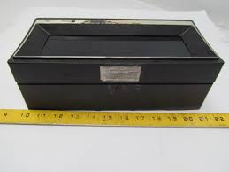 simplex celestra 2301 time recorder digital clock display 120v