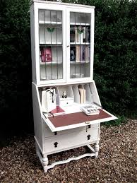 furniture home shabby chic bookshelves idea with folding style in