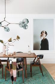 Modern Furniture Images by Modern Chic Home With Mid Century Modern Furniture Digsdigs