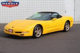 corvette wa used chevrolet corvette for sale in spokane wa edmunds