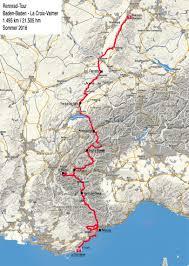 Bad Berga Alpencross Mit Dem Rennrad Von Baden Baden An Die Côte D U0027azur