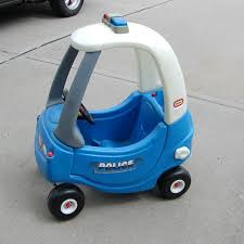 Little Tikes Barn Find More Little Tikes Cozy Coupe Police Car Patrol Cop Car With