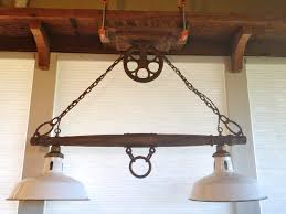Diy Kitchen Lighting Ideas by Funnel Light Made Out Of Old Tin Oil Funnels A Haynes Double Tree
