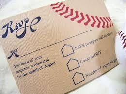 baseball wedding invitations 23 best wedding invitations images on bridal