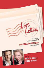 The Dining Room Ar Gurney Love Letters Barrington Stage Company