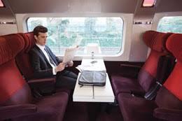 Thalys Comfort 1 Thalys Train Rail Guru