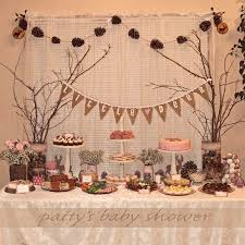 country baby shower ideas rustic baby shower deer theme country pink deer woodland
