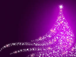 wallpaper christmas lights xmas tree purple hd celebrations