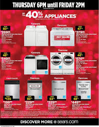 sears black friday 2018 deals and ad scan