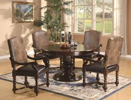 Dining Room Tables Set Download Round Dining Room Table Sets Gen4congress With Regard