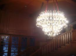 Coconut Shell Chandelier Chandelier With Coconut Shells Picture Of Coconut Palace Manila