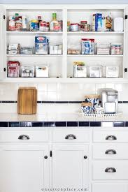 how to organise kitchen cabinets small kitchen organization pantry cabinet on sutton place
