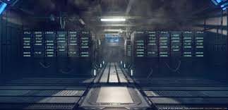 ce3 sci fi server room page 4 polycount forum cryengine 3