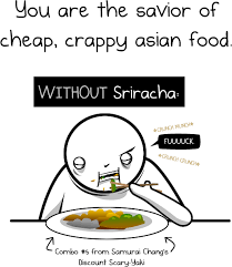Meme Comic Strip - dear sriracha comic strip 皓twistedsifter