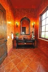 Orange Bathroom Ideas Colors Spice Up Your Kitchen Or Bathroom With A Nice Orange Tile