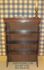 Ethan Allen Bookshelf Ethan Allen Bookcase Top Antiqued Tavern Pine Custom Room Plan Crp