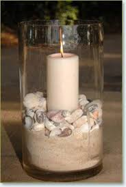 Beach Centerpieces 7 Best Candles Images On Pinterest Centrepiece Ideas Diy And Crafts