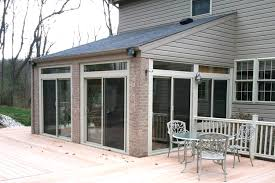 view four season enclosed porch vinyl sunroom photos