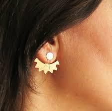 strange earrings summer fashion trends 2015 one strange bird