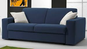 canapé convertible tissu canapé lit 3 places tissu déperlant pas cher spécialiste canapé rapido