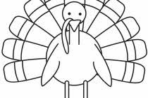 free printable turkey coloring pages printable turkey coloring pages www kanjireactor com