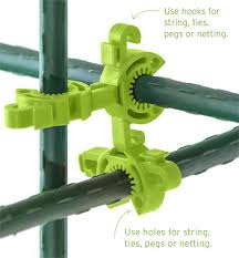 Climbing Plant Supports - plant clips trellis clips climbing plant support c bite