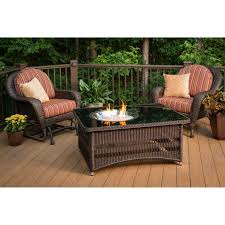 coffe table table outdoor fire table glass gas fire pit table