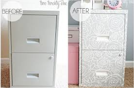 How To Paint A Metal File Cabinet Decorating Metal File Cabinets Creativity Yvotube Com